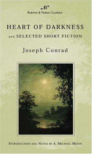 a book analysis of joseph conrads heart of darkness Watkins memorial high school book title: heart of darkness genre: fiction  author: joseph conrad pages: pages 52-164, copy includes the.
